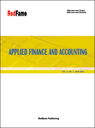 accounting journal paper